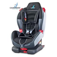 Autosedačka CARETERO TurboFix 2016 GRAPHITE