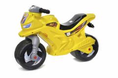 Motorka odrážedlo žluté