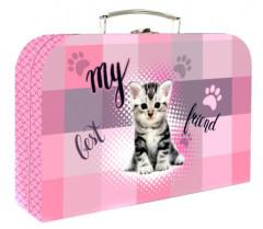 Lamino kufřík Junior kočka NEW 2017
