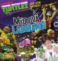Albi - Želvy Ninja - Mýdlová laboratoř