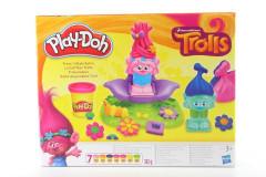 Play Doh Trolls vlasový salon