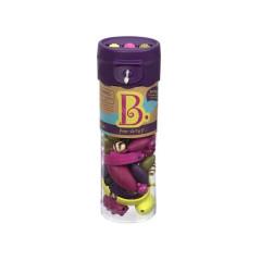 B.toys Spojovací korále a tvary Pop Arty 50 ks růžové/zelené