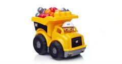 Mega Bloks licencovaná vozidla - CAT