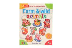 Výroba magnetů - zvířata