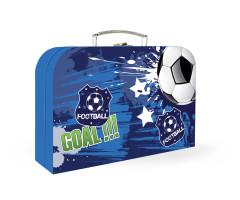 Dětský kufřík lamino PREMIUM fotbal