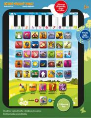Albi - Dětský tablet dvojjazyčný