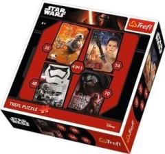 Puzzle Star Wars Epizoda 7 4v1