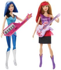Barbie RR Rockerka