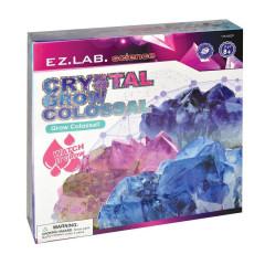Laboratorní sada rostoucí krystaly 5barev