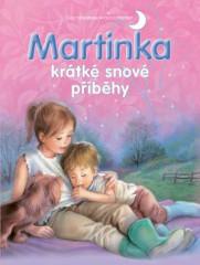 Kniha Martinka - krátké snové příběhy