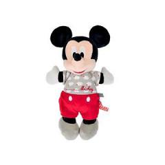 Mickey Mouse Baby plyšový 30cm 0m+
