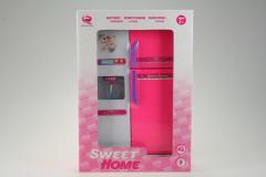 Moderní lednice baterie