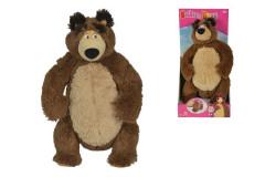 Máša a medvěd - Plyšový medvěd 43 cm