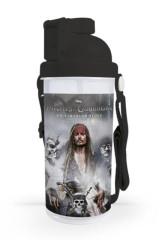 Láhev na pití plastová Piráti z Karibiku 650ml