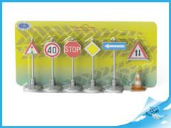 Sada dopravního značení 7ks