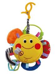 Edukační plyšová hračka Baby Mix sluníčko
