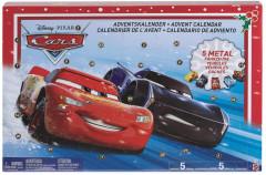 Cars 3 adventní kalendář