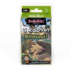 V kapse! Dinosauři - Albi 2. JAKOST