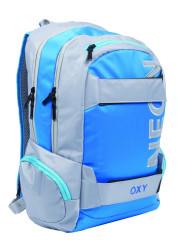 Anatomický batoh OXY NEON Blue