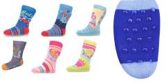 Kojenecké ponožky s protiskluzem vel. 80 New Baby