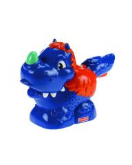Divoká světýlka Fisher Price - modrý dráček