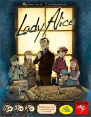 Albi - Lady Alice - detektivní hra