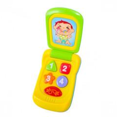 Můj první telefon - mobil se zvukem se světlem 18m+