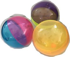 Super skákací míček 12 cm se světlem