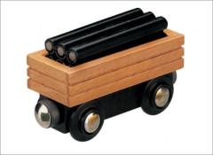 Maxim vagónek s potrubím