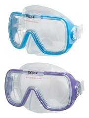 Potápěčské brýle - maska sportovní potápěčská 8 + Intex 55976