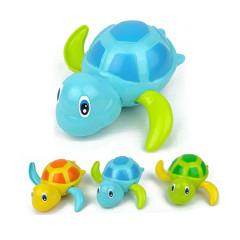 Želvička do vody natahovací plavací