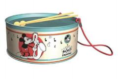 Kovový bubínek Disney Mickey Mousek průměr 20 cm
