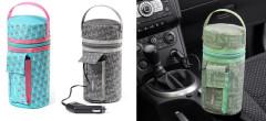 Cestovní ohřívačka do auta dvoufunkční BabyOno