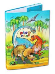 Desky na sešity Heftbox A4 Dinopark Emipo