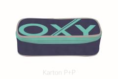 Pouzdro etue komfort OXY BLUE LINE Tyrkys