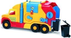 Super Truck popelář krátký Wader