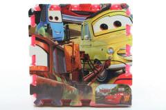 Pěnové puzzle Cars 31 x 31 cm, 9 ks