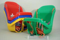 Bezpečná houpačka plastová pro nejmenší