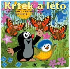 Knížka Leporelo - Krtek a léto