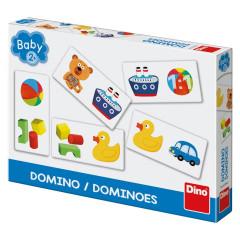 Baby domino: Hračky Dino