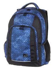 Studentský batoh HAZE Blue, Emipo