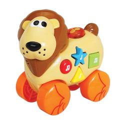 Hudební hračka lev Bam Bam