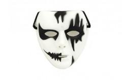 Maska plastová v sáčku 18cm