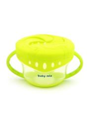 Dětská kouzelná miska Baby Mix zelená