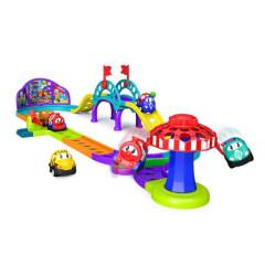 Auto-vláčko dráha Zábavní park Go Grippers™ 18m+