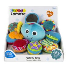 Všetečná chobotnice Lamaze