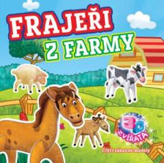 Leporelo Frajeři z farmy