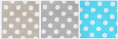 Ochranný límec mantinel  (100% bavlna + molitan) Kolečka