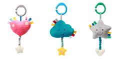 Natahovací plyšová hračka s melodií BabyOno