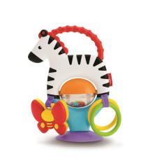 Fisher Price Zebra s aktivitami FGJ11